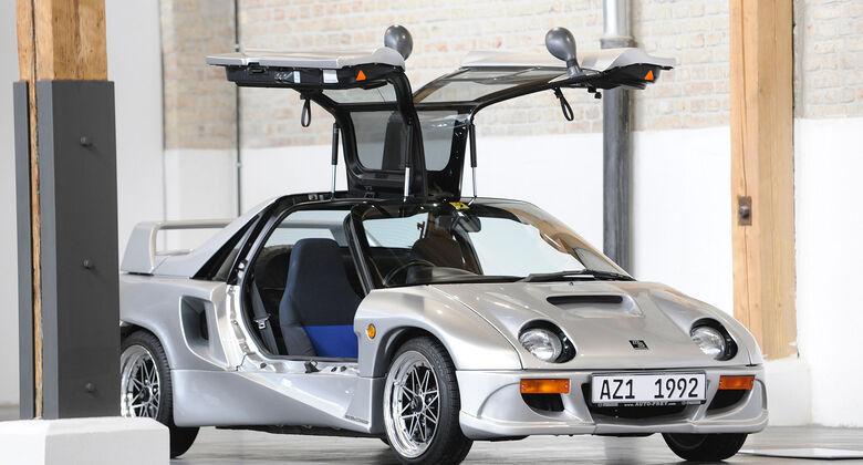 Mazda Autozam AZ1 Flügeltürer