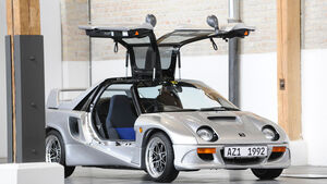 Mazda Autozam AZ1 Flügeltürer