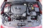 Mazda CX-3 D 105, Cockpit