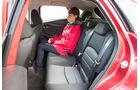 Mazda CX-3 D 105, Fondsitz