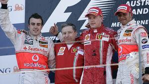 McLaren 2007