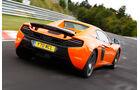 McLaren 650S Spider, Heckansicht