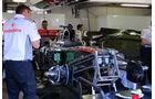 McLaren - Formel 1 - GP Monaco - 23. Mai 2013