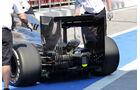 McLaren - Formel 1 - Test - Bahrain - 19. Februar 2014