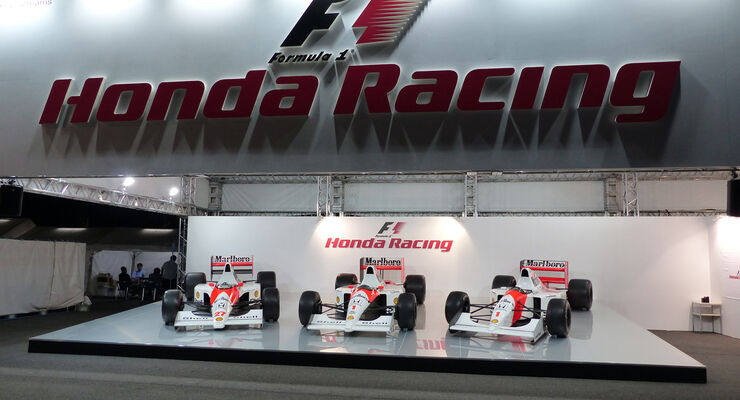McLaren-Honda - GP Japan 2014
