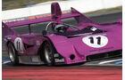 McLaren M8F, Frontansicht