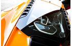 McLaren MP4-12C, Verglasung