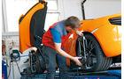 McLaren MP4-12C, Werkstatt, Felge