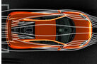 McLaren MP4-12C Windkanal