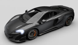 McLaren Special Operations MSO Carbon Series 675LT Spider