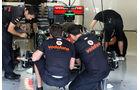 McLaren - Young Driver Test - Abu Dhabi - 17.11.2011