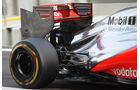 McLaren - Young Driver Test - Abu Dhabi - 8. November 2012