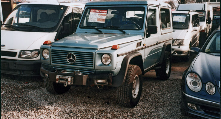 Mercedes 300 GE