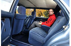 Mercedes 450 SEL 6.9, Fondsitze