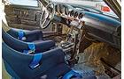 Mercedes 500 SL Rallye, Cockpit