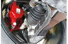 Mercedes A 250 Sport, Bremsanlage