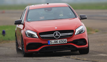 Mercedes-AMG A45 4Matic, Frontansicht