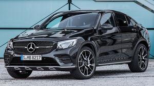 Mercedes-AMG GLC 43 4Matic Coupé (2016)
