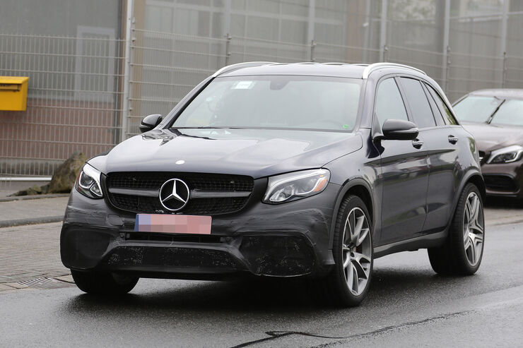 Mercedes Glc  E Leasing