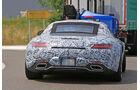 Mercedes-AMG GT Roadster Erlkönig