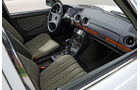 Mercedes-Benz 240 TD, Cockpit