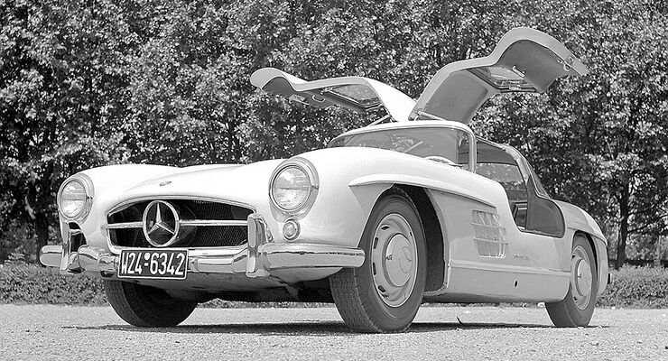 Mercedes-Benz 300 SL W198