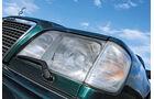 Mercedes-Benz E 200 Cabriolet, A 124, Baujahr 1997, Scheinwerfer