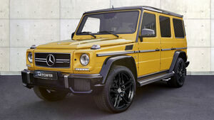 Mercedes-Benz G-Klasse G63 AMG by G-Power