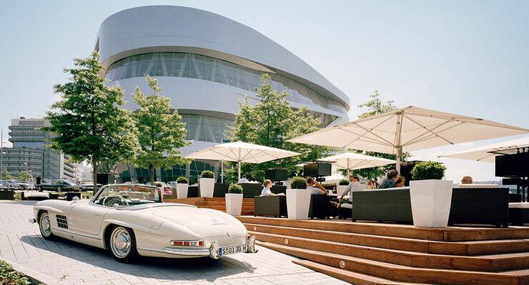 Mercedes-Benz Museum, Gebäude