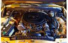 Mercedes-Benz S-Klasse (W 116), Motor