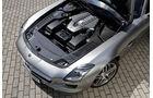 Mercedes-Benz SLS AMG GT3 Flügeltürer Motor