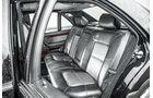 Mercedes-Benz W140, Fondsitz