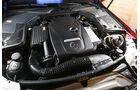 Mercedes C 300 Coupé, Motor