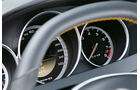 Mercedes C 63 AMG Coupé BS, Rundinstrumente