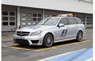 Mercedes C 63 AMG T-Modell Safety Car Medical Car