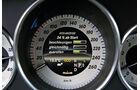 Mercedes CLS 350, Tacho, Rundelement