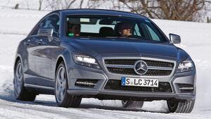 Mercedes CLS 500, Frontansicht