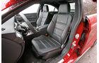 Mercedes CLS 63 AMG S 4Matic, Fahrersitz