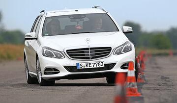 Mercedes E 250 T Elegance, Frontansicht
