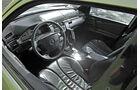 Mercedes E 50 AMG, Cockpit
