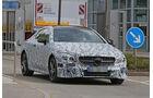 Mercedes E-Klasse Coupé Erlkönig