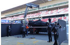 Mercedes - Formel 1-Test - Barcelona - 22. Februar 2015