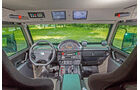 Mercedes G Valiant, Cockpit