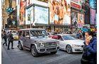 Mercedes G65 AMG in New York