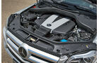 Mercedes GL, Motor