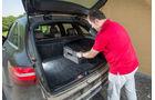 Mercedes GLC 250d 4Matic - Fahrbericht - Kompakt-SUV - Kofferraum