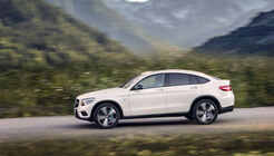 Mercedes GLC 350 e 4MATIC Coupé, Plug-in-Hybrid, 235 kW (320 PS)