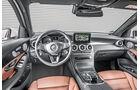 Mercedes GLC 350 e, Cockpit