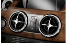 Mercedes GLK 2012, Innenraum