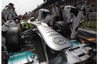 Mercedes GP Rosberg GP Italien 2011